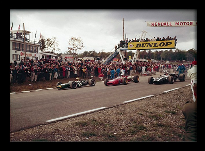 1960s Grand Prix in colour