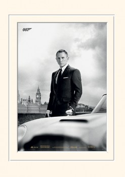 James Bond (Bond & DB5 - Skyfall)