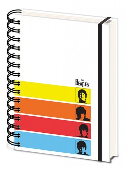 The Beatles (A Hard Day's Night) Notebook