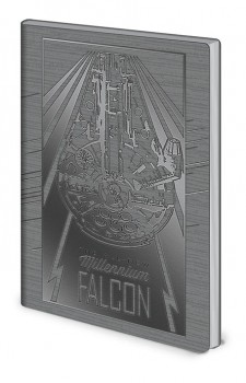 Solo: A Star Wars Story (Millennium Falcon)  Flexi-Cover A5 Notebook