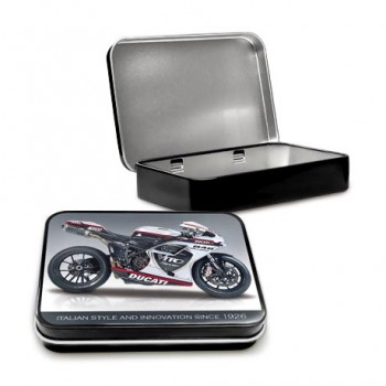 DUCATI 848 EVO KEEPSAKE TIN