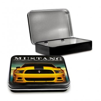 FORD MUSTANG KEEPSAKE TIN