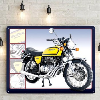 HONDA 400 FOUR WALL SIGN