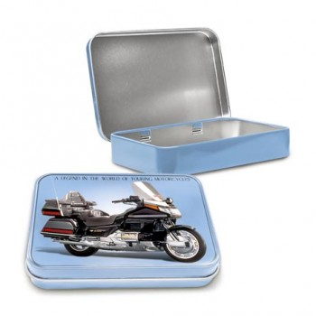 HONDA GOLDWING KEEPSAKE TIN (pack of 3)