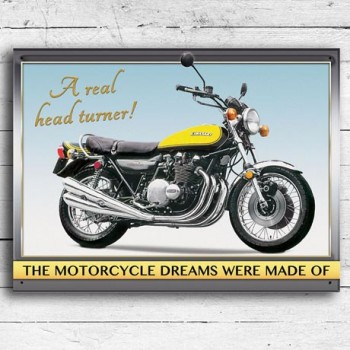 KAWASAKI Z1 WALL SIGN