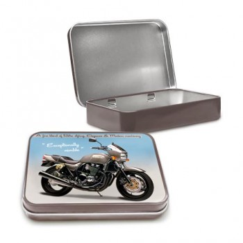 KAWASAKI ZRX KEEPSAKE TIN