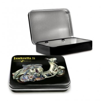 LAMBRETTA Li MECHANICAL KEEPSAKE TIN