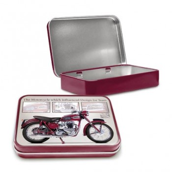 TRIUMPH SPEED TWIN KEEPSAKE TIN