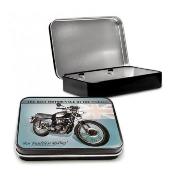 TRIUMPH THUNDERBIRD KEEPSAKE TIN
