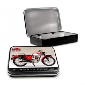 TRIUMPH TIGER CUB KEEPSAKE TIN
