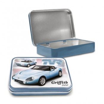TVR GRIFFITH 500 KEEPSAKE TIN